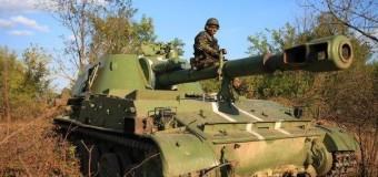 Бои под Еленовкой: Ополченцы показали захваченную технику. Фото