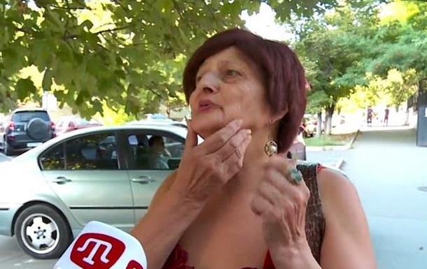 «У нас русскоязычная челюсть». Интервью с крымчанкой набирает огромную популярность. Видео
