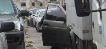 На что жалуются желающие покинуть Крым на переправе в Керчи. Видео