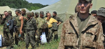 Ополчение передаст 863 военнопленных украинской стороне на этой неделе. Фото