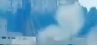 В Донецке продолжаются обстрелы. Видео