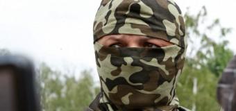 Комбат Семен Семенченко снял балаклаву. Фото