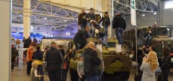 В Киеве окончилась выставка экспонатов для зоны АТО. Эксклюзивные фото