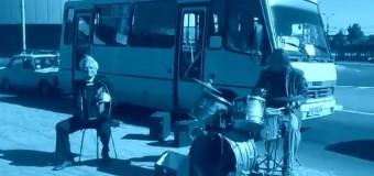 Донецк: Последние деньги на музыку. Видео