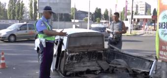 Жуткая авария в Николаеве: Машину разорвало на три части. Видео