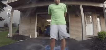 Подборка самых нелепых Ice Bucket Challenge. Видео