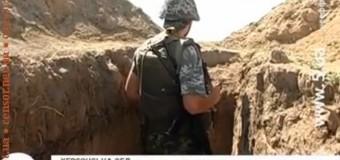Как Херсон готовится обороняться от войск со стороны Крыма. Видео
