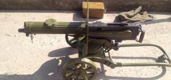 Правый сектор похвастался новым оружием. Фото