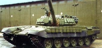 Танкист Тышик рассказал о подбитом танке и неравном бое. Видео