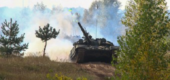 Вместо Конго танки получила нацгвардия. Фото