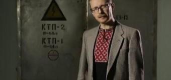 Канадский журналист со съемочной группой напал на гендиректора НТКУ. Видео