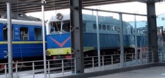 Донецкий ж/д вокзал после месяцев обстрелов. Фото