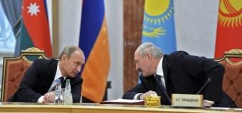 Украину на саммите в Минске представлял белорусский посол. Фото
