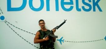 Раненый пулеметчик Киборг рассказал о тысячах погибших в боях под донецким аэропортом. Фото