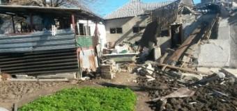 Террористы обстреляли село под Мариуполем. Фото