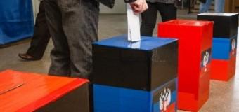 На «выборах» боевиков голосовали даже домашние животные. Видео