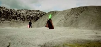 Вышел тизер-трейлер к «Звездным Войнам: Эпизод — 7». Видео