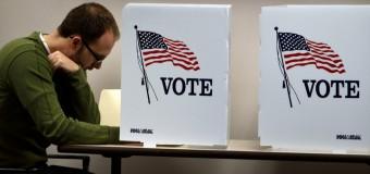 В США на выборах победил покойник. Видео