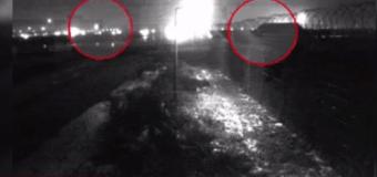 Крушение «Falcon-50» во Внуково с камер наблюдения. Видео