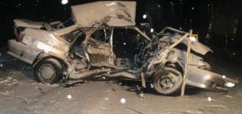 В Тернопольской области в ДТП погибло два человека. Фото