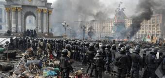 Появилось новое видео расстрела людей на Майдане