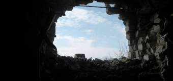 МВД: В Авдеевке обстрелами разрушено много домов, есть жертвы. Фото