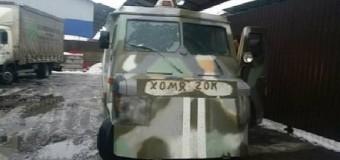 «Боевой хомячок» будет помогать военным в АТО. Фото