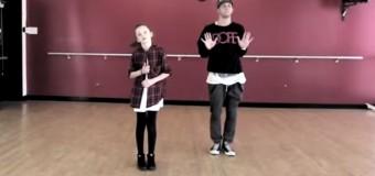 Танец 11-летней девочки стал новым хитом YouTube. Видео