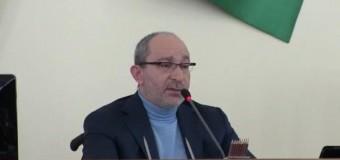 На сессии горсовета Кернес назвал Богословскую «политической проституткой». Видео