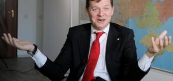 Олег Ляшко выступает за полную мобилизацию по всей стране. Видео