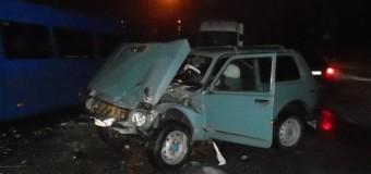 В Запорожье произошло ДТП, в котором пострадали десять человек. Фото