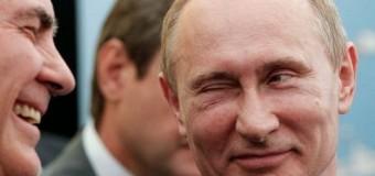 В сети появился Путин верхом на медведе. Фото