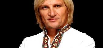 Олег Скрипка впервые показал своих сыновей. Фото