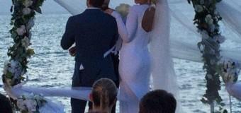 Билан женился в Крыму. Фото