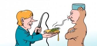 Фотожабы на встречу Путина, Олланда и Меркель взорвали сеть. Фото