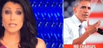 Американский телеканал перепутал Обаму с подозреваемым в изнасиловании. Видео