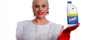 Фотожабы на наряд Lady GaGa взорвали сеть. Фото