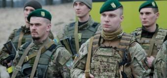 Пограничники АТО возвращаются на родную Черкащину. Фото