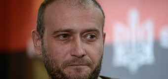 Интернет взорвала фотография Яроша с «Байкалом». Фото