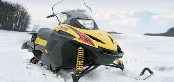 Шведы изобрели летающий снегомобиль. Видео