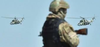 Бойцы АТО провели самые масштабные за всю историю учения. Видео