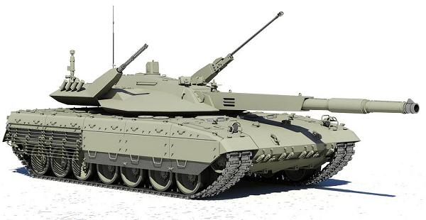 РФ рассекретила новейший российский танк «Армата». Фото