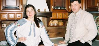 Тягнибок показал раритетные свадебные снимки. Фото
