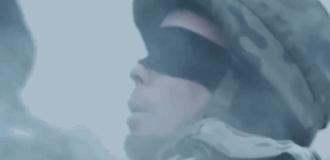 На Донбассе украинских военных оставили «без глаз». Видео