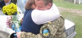 Луганская пенсионерка вытащила солдата-сироту из плена боевиков. Фото