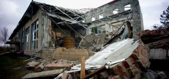 Мрачные снимки разбитого Донецка были опубликованы в сети. Фото