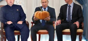 Сеть веселит свежая подборка фотожаб на Путина и «всевидящее» ОБСЕ. Фото