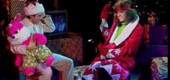 Видео 1998 года с пьяным Киркоровым в роли Деда Мороза «взорвало» сеть