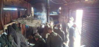 Солдат из России в Украину везут в вагонах для скота. Фото