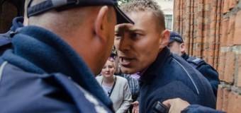 На президента Польши попытался напасть неизвестный. Видео